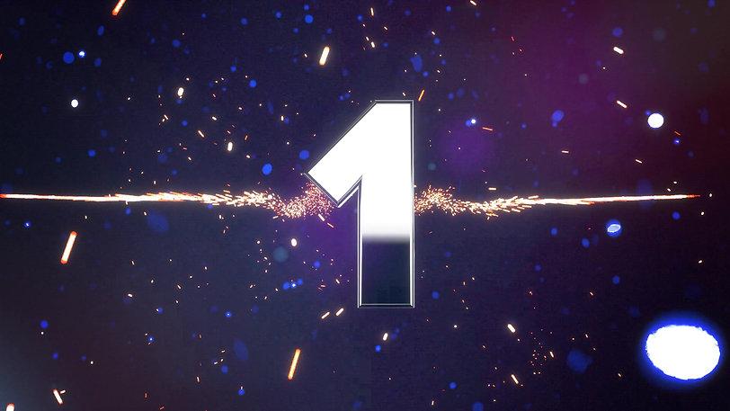 DCD-Countdown Fireworks