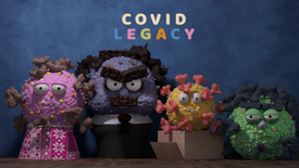 Covid Legacy // An animated cartoon series.