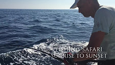 Tuscan Islands Fishing Exprience