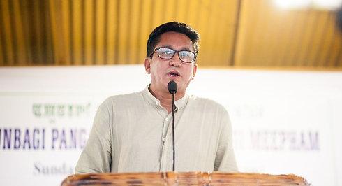 Shri Arunkumar Thangjam Web-Launch2