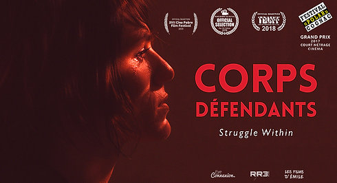 Corps Défendants - Trailer (Struggle Within)