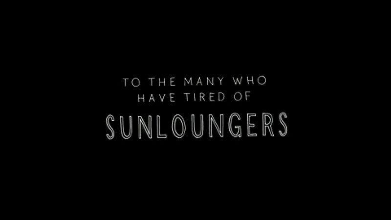 sunlounger ad