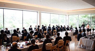 文珠荘 レストラン MON - 2