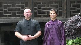 Steven Burton's Dim Mak Distance Training Programme - Month 8