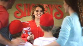 Shoney's Restaurant Commercial