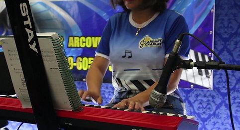 Escola de Música Andrey Charles- Apresentação 08