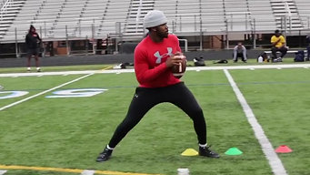 Elite QB Training Session