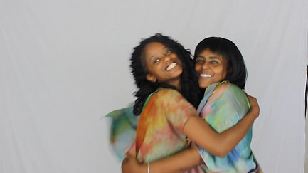 Silk & Shibori- Mommy & me
