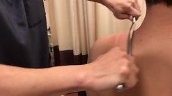 肩の筋膜リリース