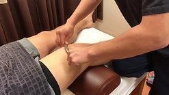 脚の筋膜リリース