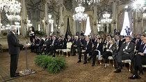 Intervento Presidente Mattarella all'incontro con i partecipanti al programma Mecenati del XXI secolo - 22.11.2017 - VideoSD