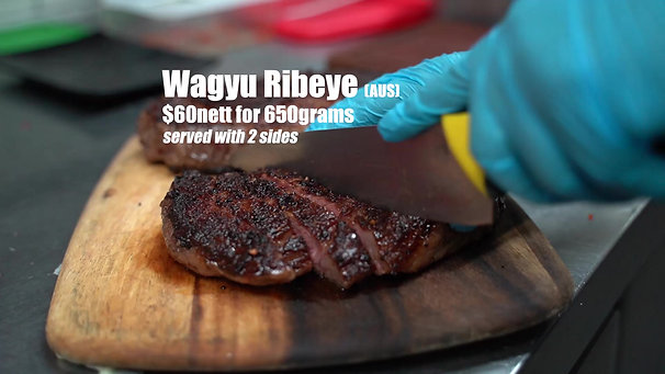 Armoury Best Value Wagyu Ribeye