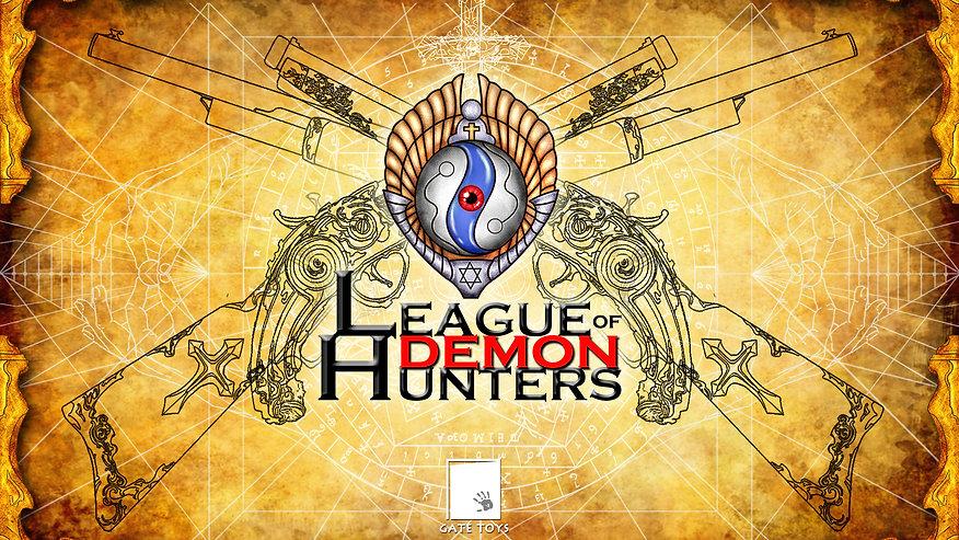 GATE TOYS Original Design League Of Demon Hunters