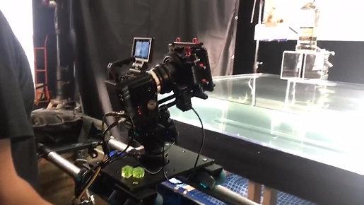 Demo Motion Control eMotimo con Danna Dolly y RED Epic-W con lente Sigma Cine 50mm