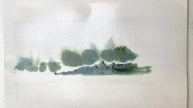 Aquarelle / Paysage 3