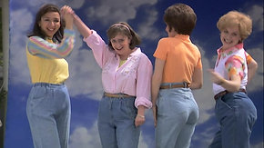 SNL - Mom Jeans