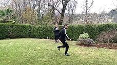 Passaggio Semplice - Essercizio in corsa