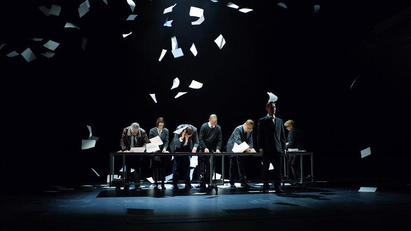 Kaupunginteatteri - Nokia näytelmä