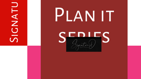 Signature D - Plan It Podcast