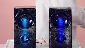 Jello Speakers