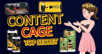 CONTENT CAGE BIG SECRET