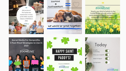 How to Create Engaging Social Graphics In Canva - For Your Nonprofit