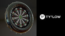 tyFlow DartBoard Balloon