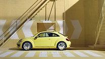 Han Lu (鹿晗) Presents the VW Beetle