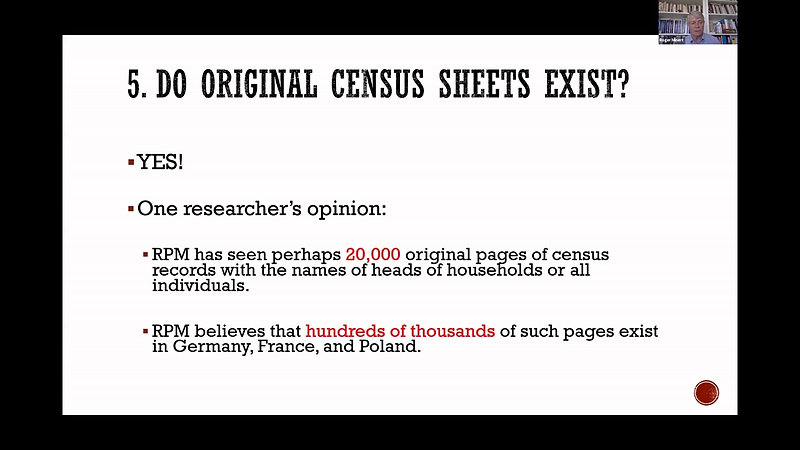 Census Records in Germany 1816-1916