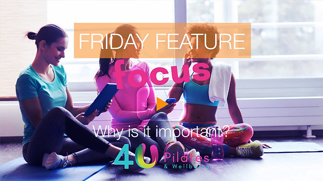 Friday Features - Health & Wellbeing Interview