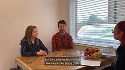 Chris and Amy, video testimonial