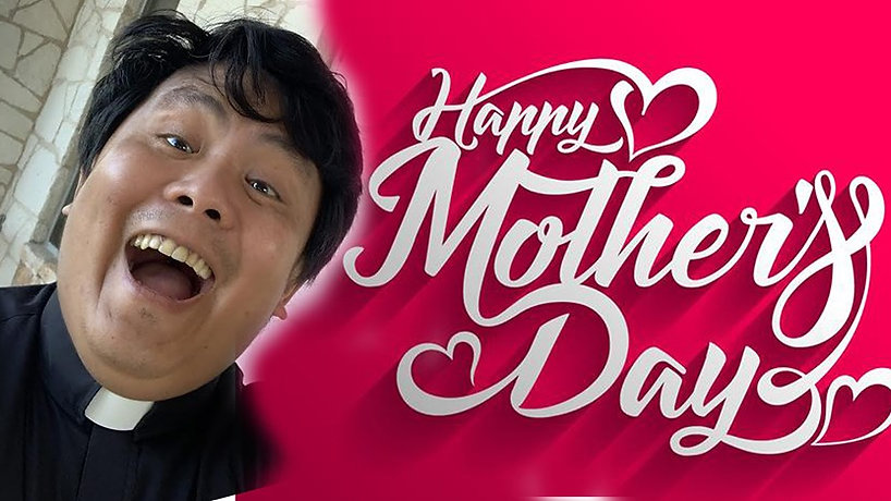 Happy Mother's Day! ¡Feliz Día de la Madre!