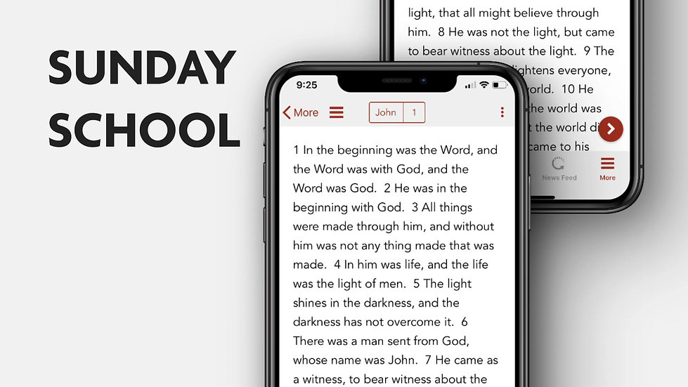 Introducing our Church App!