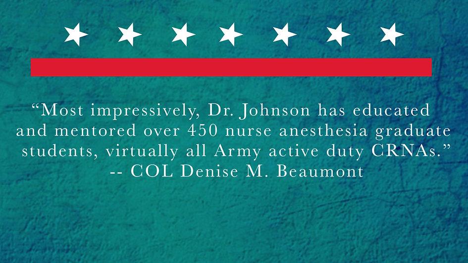 Dr Johnson