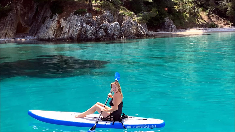 SUP with Activity Holidays Greece