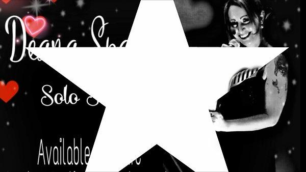 Deana Sparkles - Blue Suede Shoes cover - Music Video