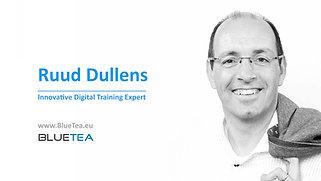 Ruud Dullens BlueTea - Global XR Bootcamp 2020