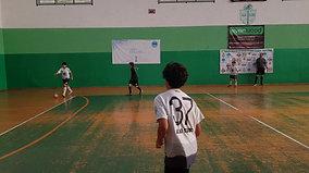Torneio interno 2019 sub 12 - gol do Pietro Moura