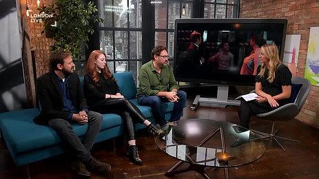 London Live: Tesla Season 2 Interview