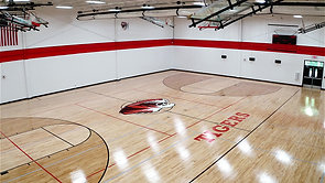 Georgetown Middle School Gym Restore