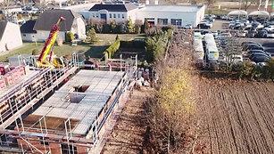 Baufortschrittsdokumentation Haus