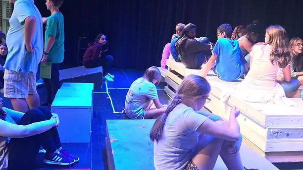 SLJH Theatre