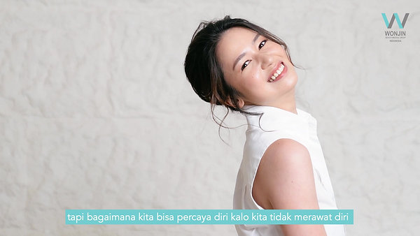 Wonjin Clinic X Laura Basuki