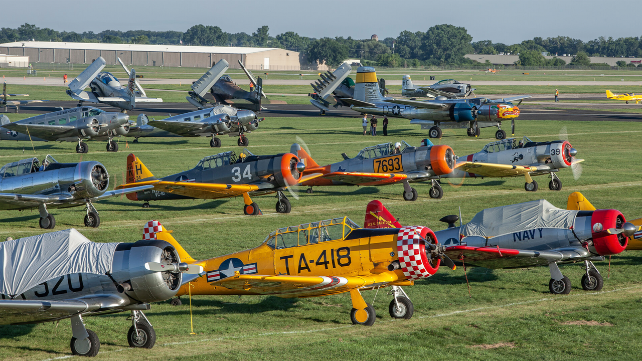 Join us for the meetup of a livetime at Oshkosh July 2022!