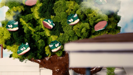 """Jungle To Jungle"" - New Balance x Bricks and Wood"