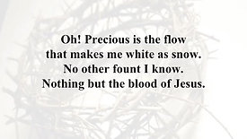 Nothing But the Blood of Jesus (from Hillsongs Songs of Communion)