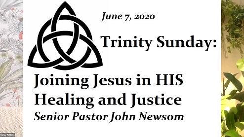 Trinity Sunday Sermon 2020