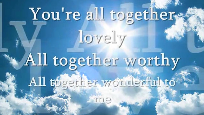Here I Am to Worship William McDowell lyrics-1