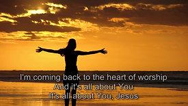 Michael W. Smith - The Heart Of Worship [with lyrics]