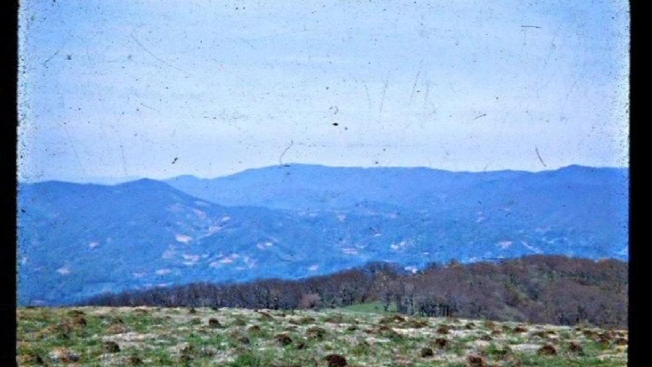 Walking With Spring: Earl's 1948 Appalachian Trail Slideshow